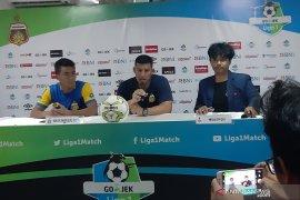 Bhayangkara FC sementara unggul 2-1 atas PSM