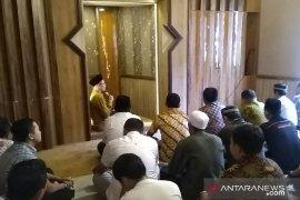 Komisioner KPU gelar shalat ghaib doakan petugas KPPS yang gugur