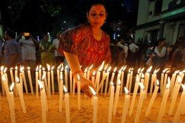Baku tembak antara pasukan keamanan dan sekelompok pemuda terjadi di Sri Lanka