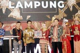 """Ridho Ficardo Beberkan Pesona Wisata Lampung Di """"Jakarta Marketing Week"""""""