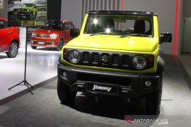 Suzuki Jimny bakal dirakit di Indonesia