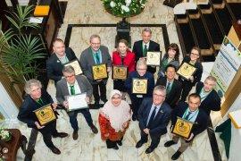 UI GreenMetric memberikan penghargaan sepuluh universitas terhijau dunia