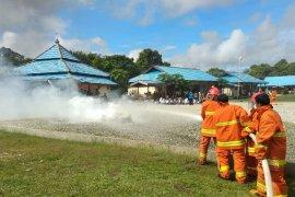 BPBD Kapuas Hulu gelar simulasi dan evakuasi bencana