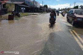 Rawa Makmur, Tanjung Agung dan Tanjung Jaya masih tergenang