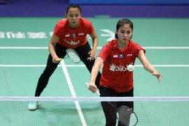 Rizki/Della lolos semifinal Kejuaraan Badminton Asia