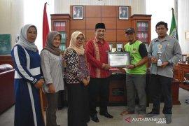 YJI Aceh tengah sabet juara 3 lomba senam kreasi meraih bintang se-Aceh