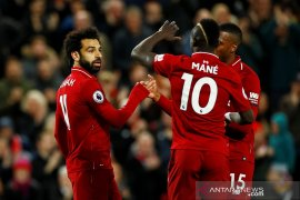 Salah dan Mane bersaing puncaki top skor Liga Inggris