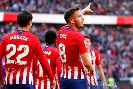 Atletico kembali ke jalur kemenangan, kalahkan Bilbao 2-0
