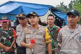 30 polisi amankan pemungutan suara ulang pemilu di Bangka Barat