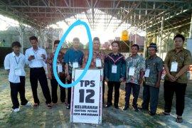 Satu petugas KPPS Guntung Payung Banjarbaru meninggal