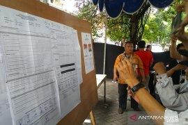 Jokowi-Ma'ruf menang coblos ulang di TPS 02 Pasar Baru