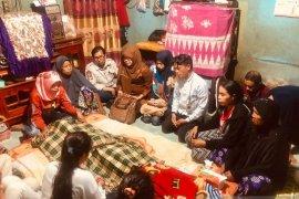 Anggota KPPS meninggal dunia kelelahan  setelah merekapitulasi surat suara