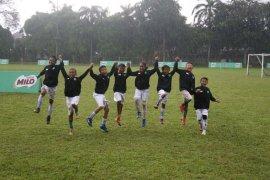 Delapan pesepakbola muda wakili Indonesia berlaga di Barcelona
