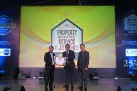 Paramount diganjar penghargaan berikan layanan terbaik bagi konsumen