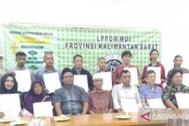 Dorong pelaku usaha urus sertifikasi halal di Kalbar