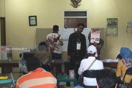 Jokowi-Ma'ruf unggul saat coblos ulang di TPS 28 Kota Surabaya