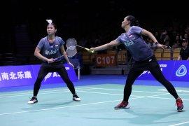 Della/Rizki gagal ke final Kejuaraan  Badminton Asia 2019
