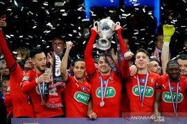 Rennes juara Piala Prancis usai kalahkan PSG