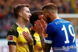 Reus: Kekalahan dari Schalke bikin Dortmund sulit kejar Muenchen