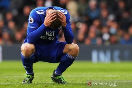 Hasil Liga Inggris, persaingan  hindari degradasi sisakan dua tim