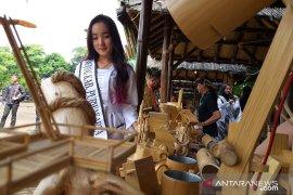 Festival Bambu merangsang perajin bambu agar berinovasi
