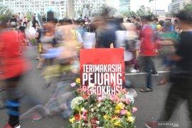 Lima KPPS di DKI meninggal dunia
