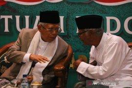 Ma'ruf Amin serukan rekonsiliasi nasional pascapemilu
