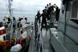 Kronologis kapal perang RI yang diprovokasi kapal pengawas ikan Vietnam