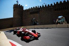 Sean Gelael kembali raih poin di Race 2 GP Azerbaijan