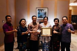 Bali terima penghargaan terbaik kedua untuk kearsipan tingkat nasional