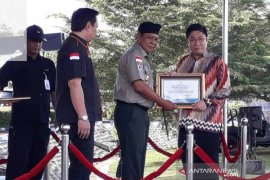 Gapki mobilizes 340 firefighters at the national disaster preparedness ceremony