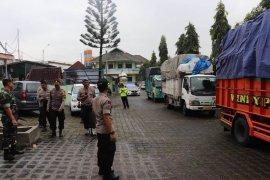 Logistik hasil pemilu kecamatan didistribusikan ke KPU Garut