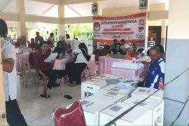 12 PPK di Sidoarjo tuntaskan penghitungan suara Pemilu