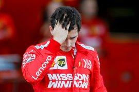 Leclerc akui strategi tim Ferrari tak berjalan baik