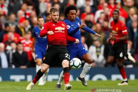 Imbang, MU vs Chelsea