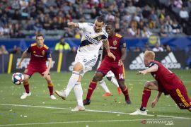 Zlatan Ibrahimovic pemain berbayaran tertinggi di MLS