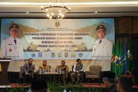 Pemprov Banten revisi RPJMD terkait pembentukan BUMD agrobisnis