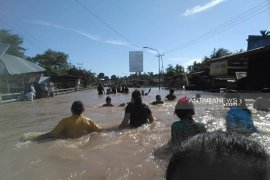 Data BPBD, 8.000 kepala keluarga jadi korban banjir Kota Bengkulu