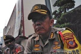 Kapolrestabes Bandung imbau hari buruh diisi dengan hal positif