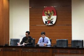 KPK tetapkan tiga orang tersangka suap alih fungsi hutan di Riau