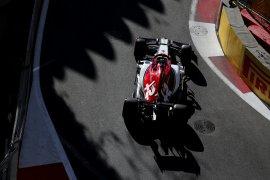 Raikkonen tidak puas dengan hasil di Baku
