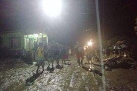Ratusan warga di Sigi mengungsi akibat banjir bandang