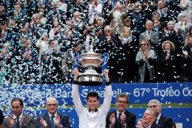 Petenis Thiem juara Barcelona Open