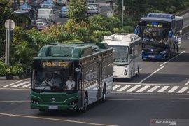 2.000 bus listrik mulai diproduksi tahun depan