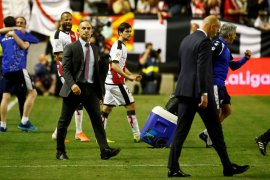 Zidane geram karena Madrid ditaklukkan Rayo Vallecano