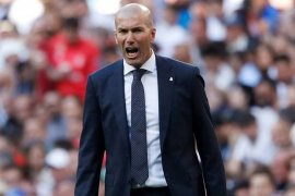 Zidane geram setelah Real Madrid takluk atas Rayo Vallecano