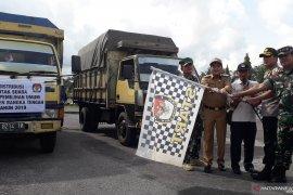 PDI Perjuangan raih suara terbanyak di Bangka Tengah