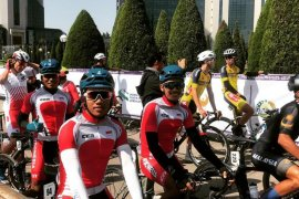 Tim Indonesia bawa 29 poin dari Kejuaraan Asia Uzbekistan