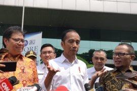 Presiden: rayakan Hari Buruh dengan kegembiraan