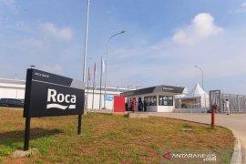 Roca Group resmikan pabrik pertama di Cikupa